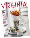 Click on the cover of the June 2013 issue of Virginia Living magazine to read about Top Dogs by Clarke C. Jones.